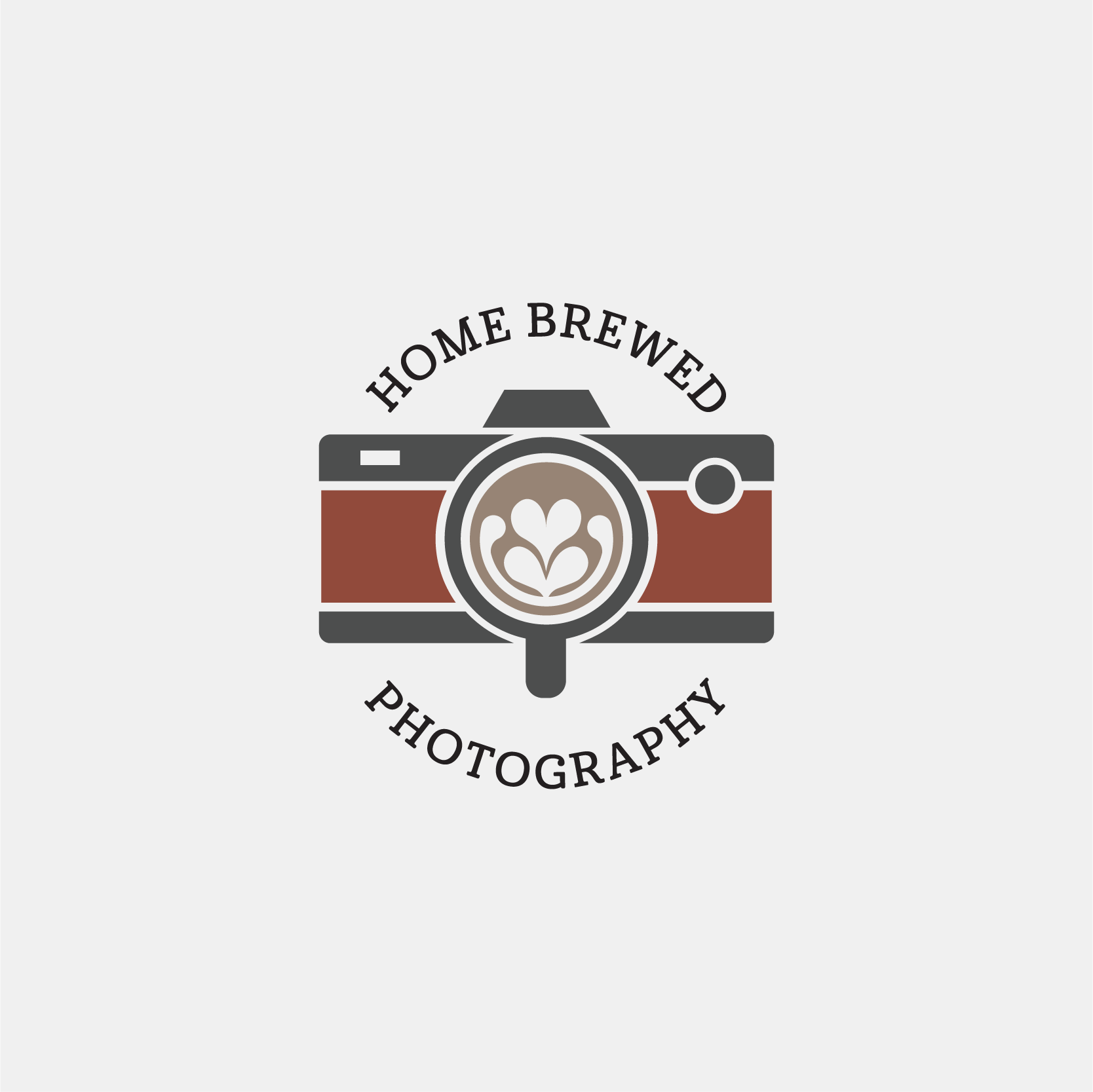 Home Brewed Photography logo